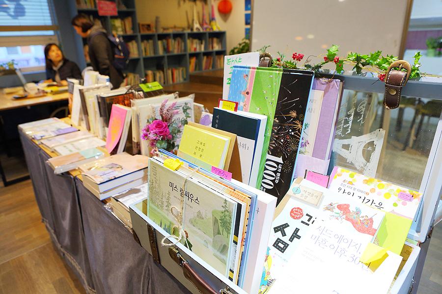 店裡拜訪了故事書與小說
