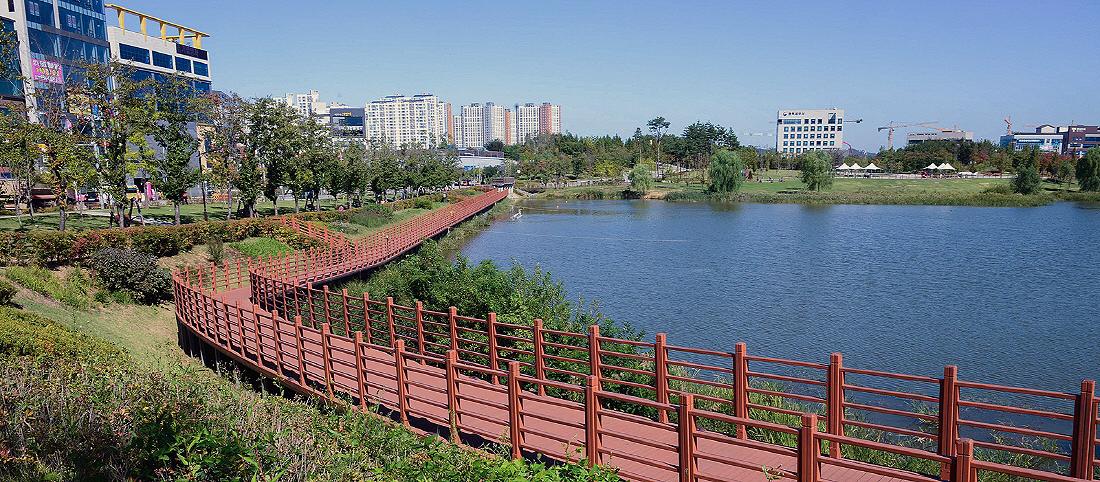 배다리 생태공원&저수지 사진1