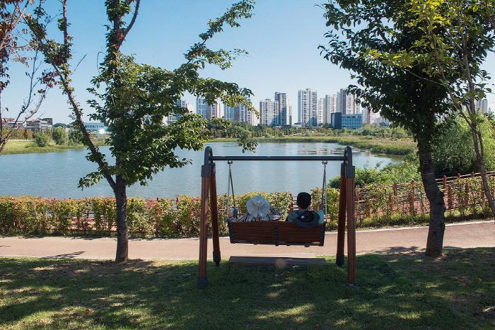 배다리 생태공원&저수지 사진2