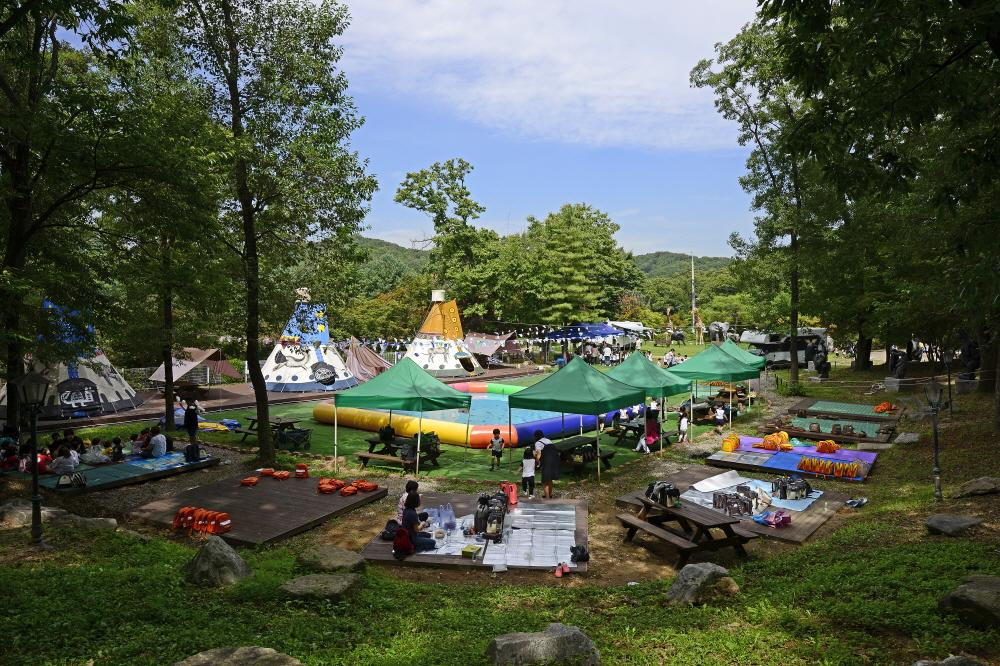 연못생태공원 사진