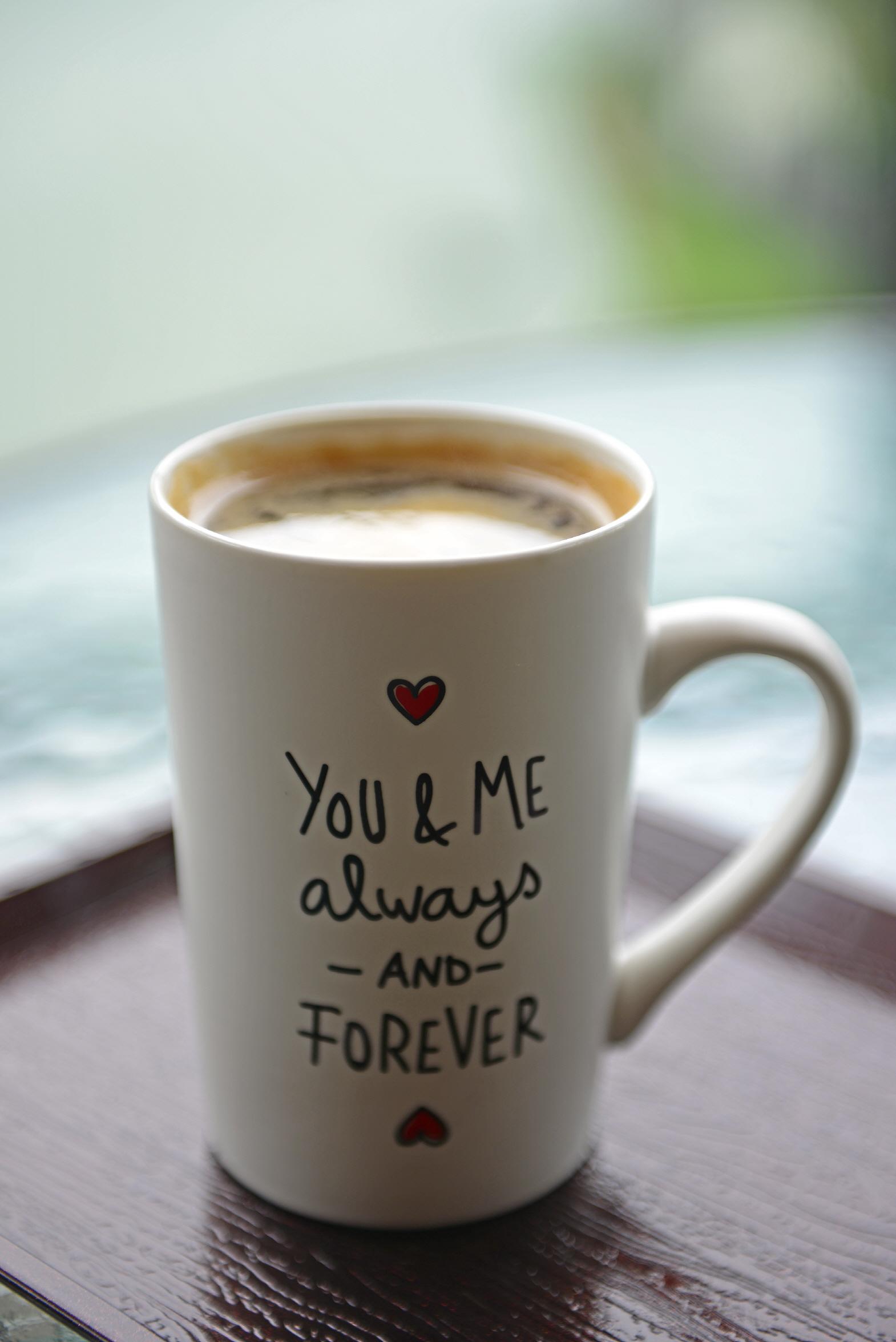 고모리카페마을 커피사진
