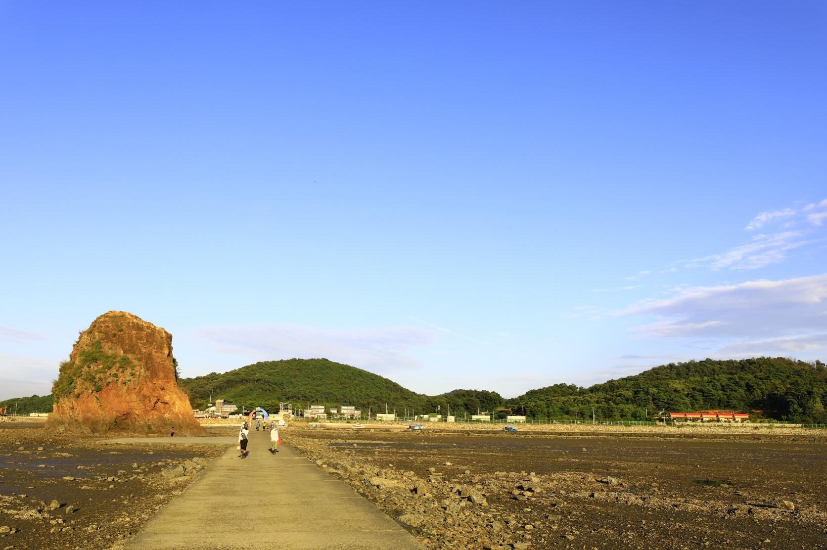 백미리 어촌체험마을 사진