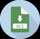 XLS 파일 이미지
