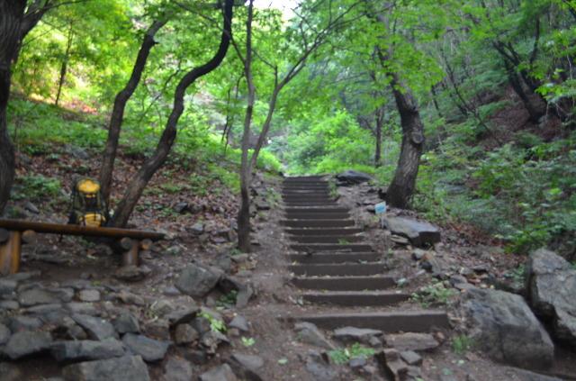 오르막 계단