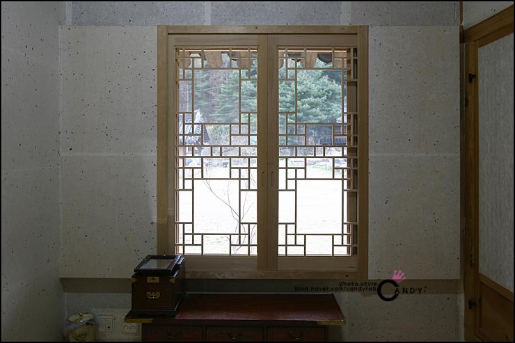 창문의 모습