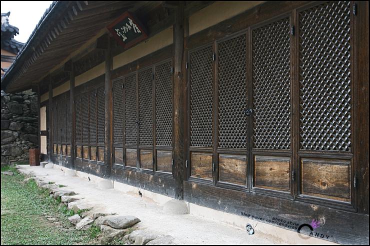 전통한옥의 모습