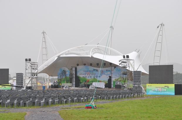 공연장의 모습