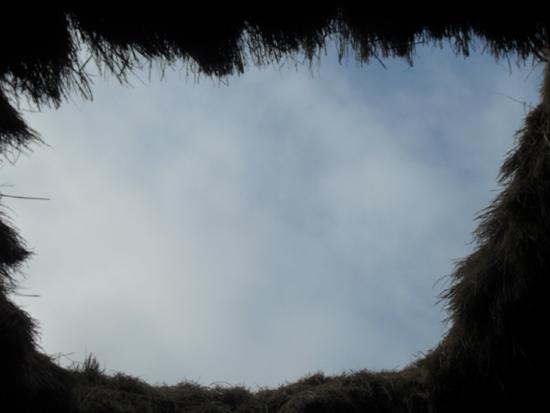 하늘의 모습