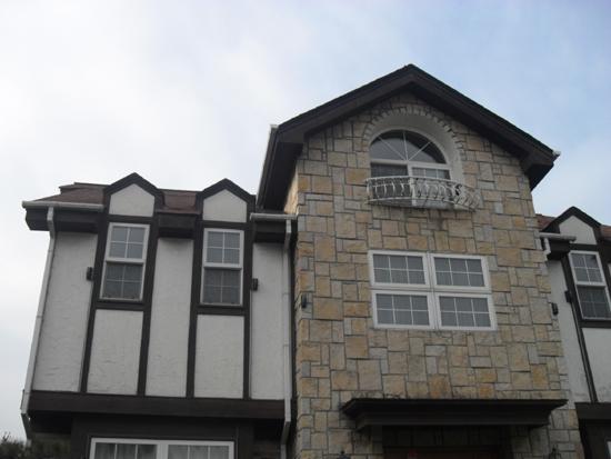 집의 모습
