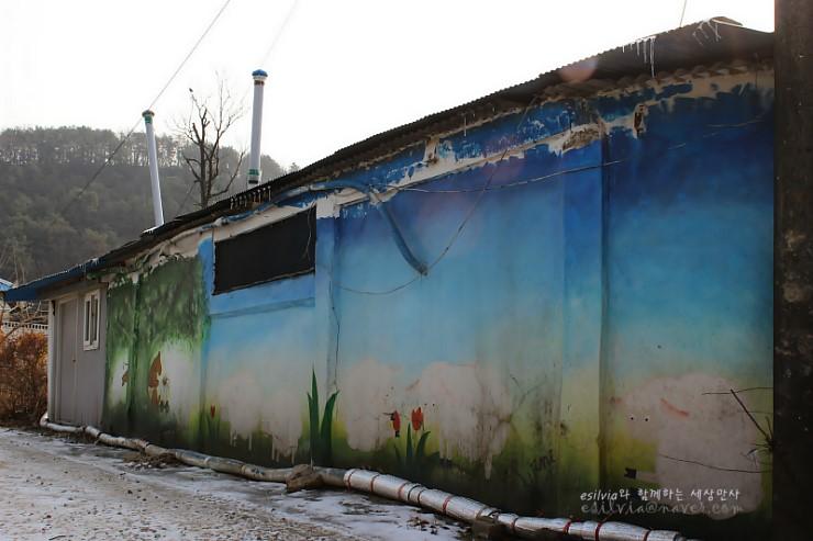 벽화의 모습