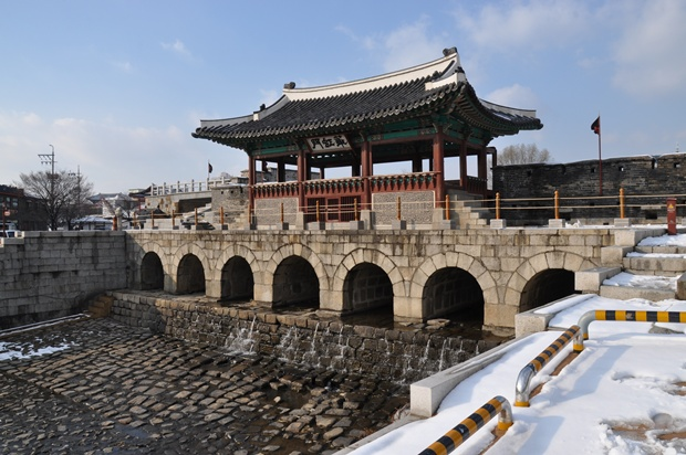 화홍문(북수문)