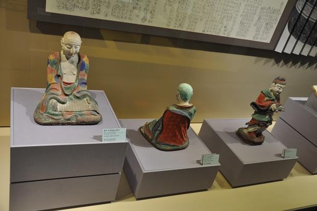 불교와 관련된 모형들