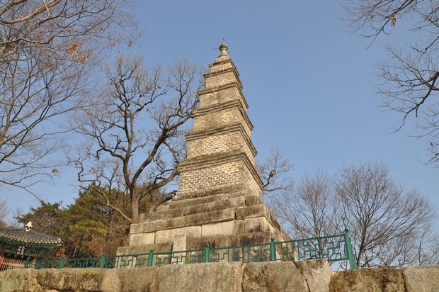 보물 제 226호, 다층전탑