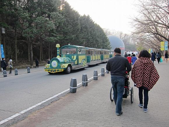 코끼리 열차