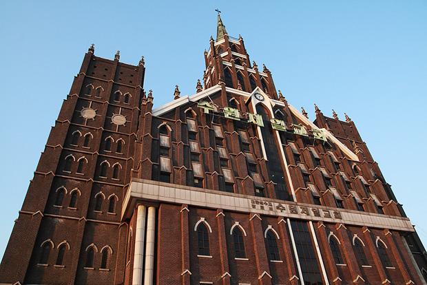 수원제일교회
