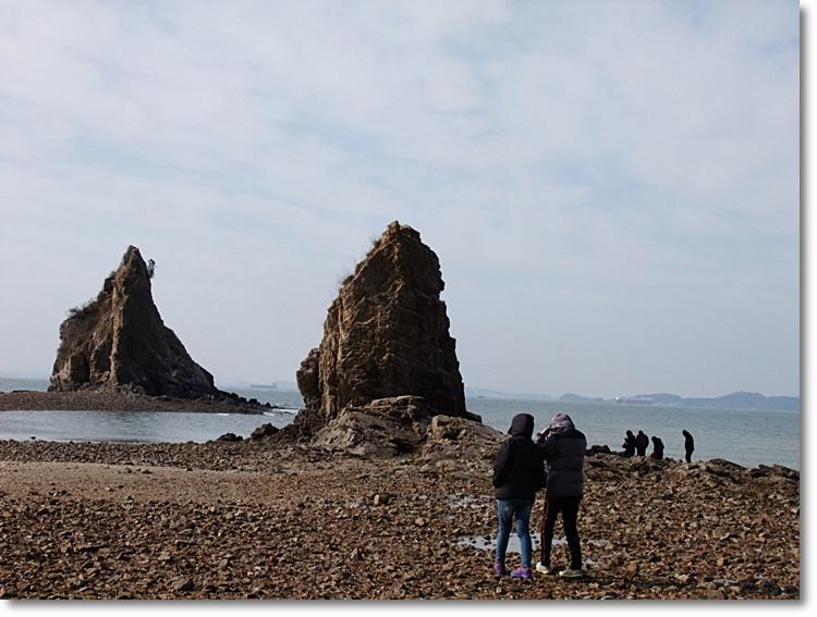 3개의 바위 매바위