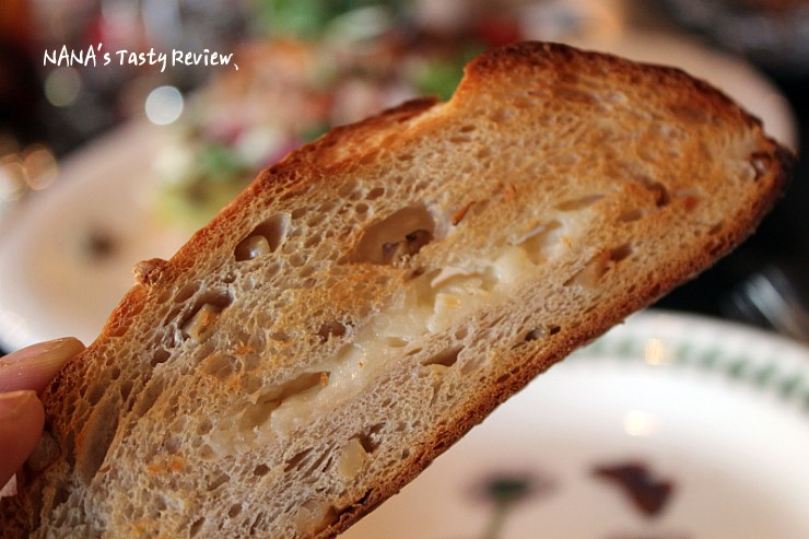 직접구운 빵
