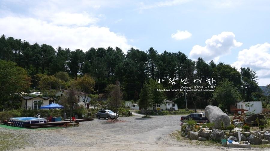 캠핑장 풍경