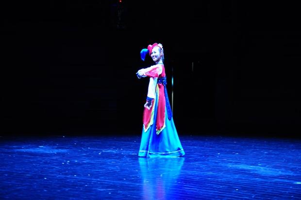평양통일예술단의 특별공연