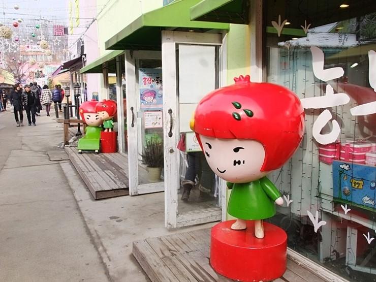 경기도 파주 가볼만한곳 - 프로방스맛집, 맛있는 떡갈비가 있던 통일관