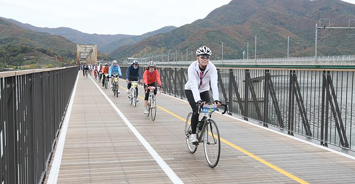 남양주·양평 남한강 자전거 길