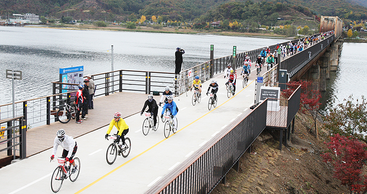 남양주·양평 남한강 자전거 길1