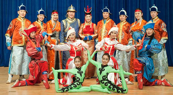 몽골문화촌