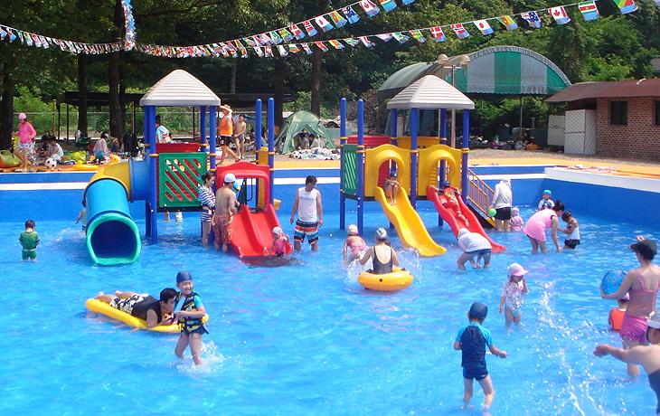 파라다이스 수영장