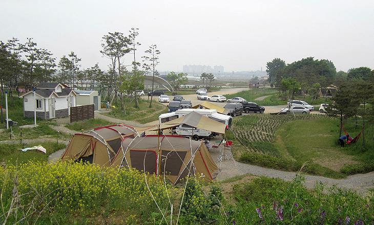 바람새 생태 캠핑장