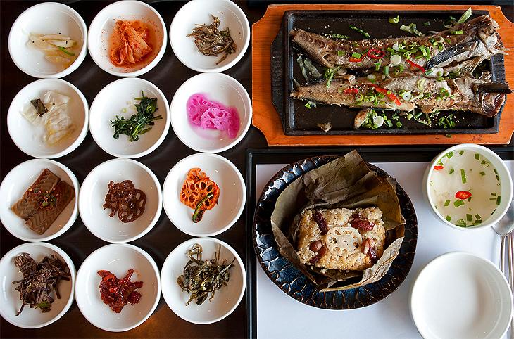 양평 연잎밥
