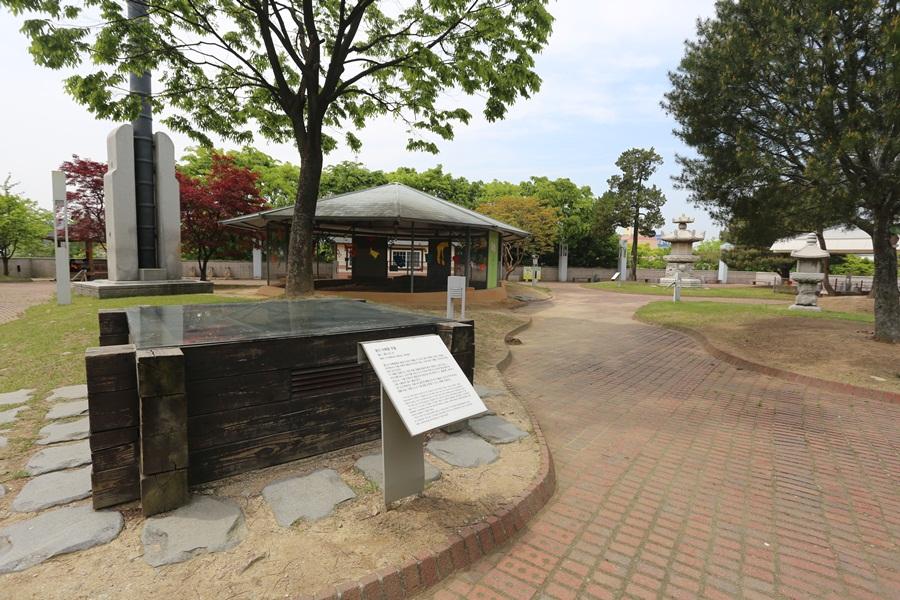 경기도박물관 야외정원