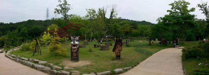 황학산 수목원