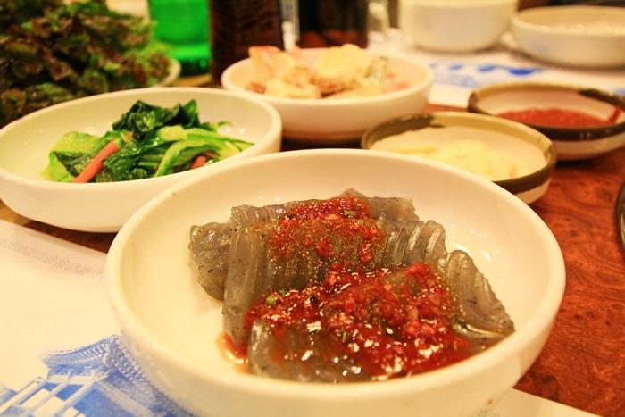 수원맛집 - 연포갈비