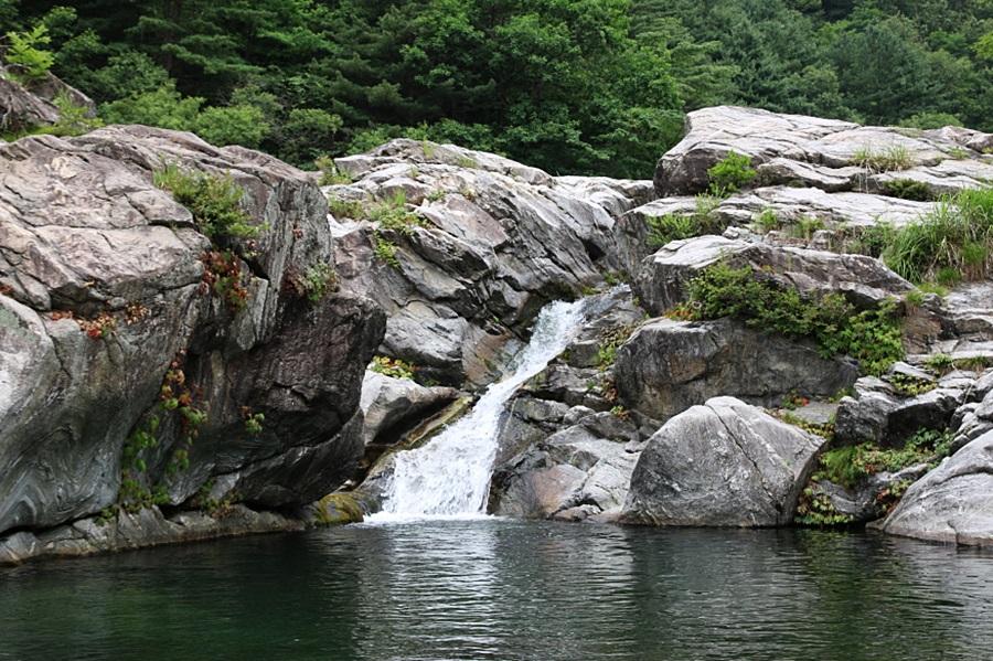 경기도 가평 추천여행 - 9개의 절경지가 있는 용추계곡