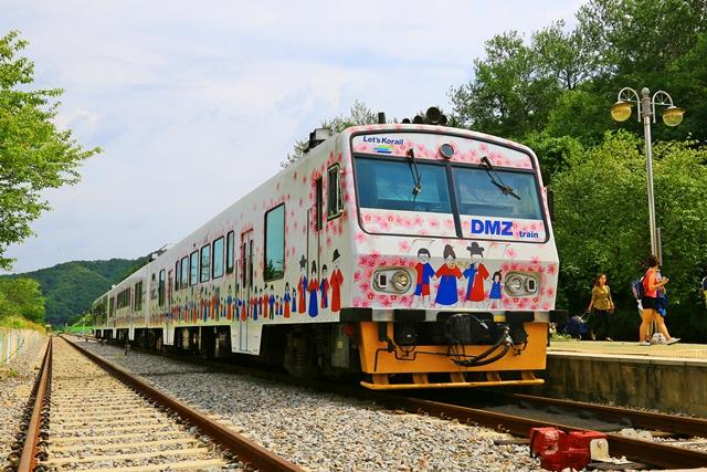 DMZ관광열차타고 떠나는 연천시티투어