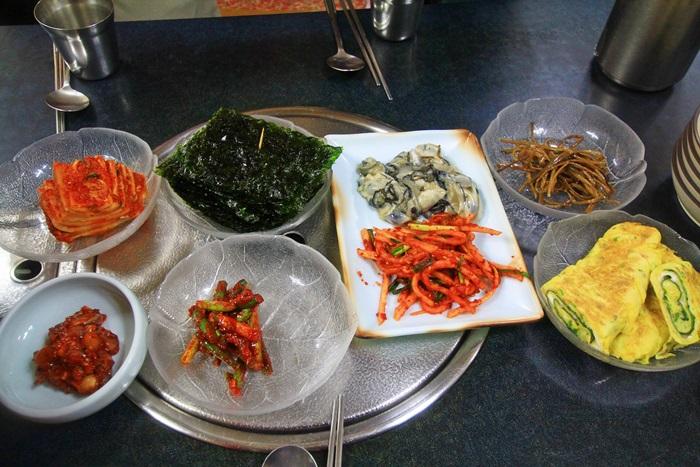 서울식당생태전골