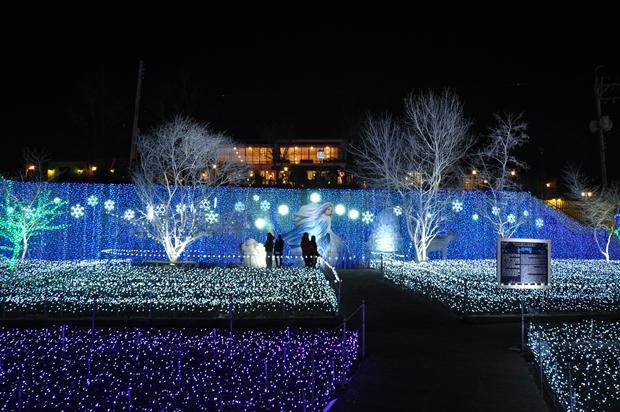 경기도 파주 가볼만한곳 - 제3회 프로방스 빛 축제 '아름다운 동화나라'
