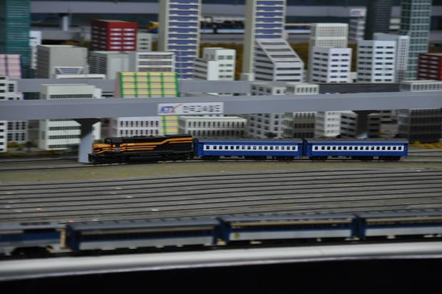 모형철도 파노라마실