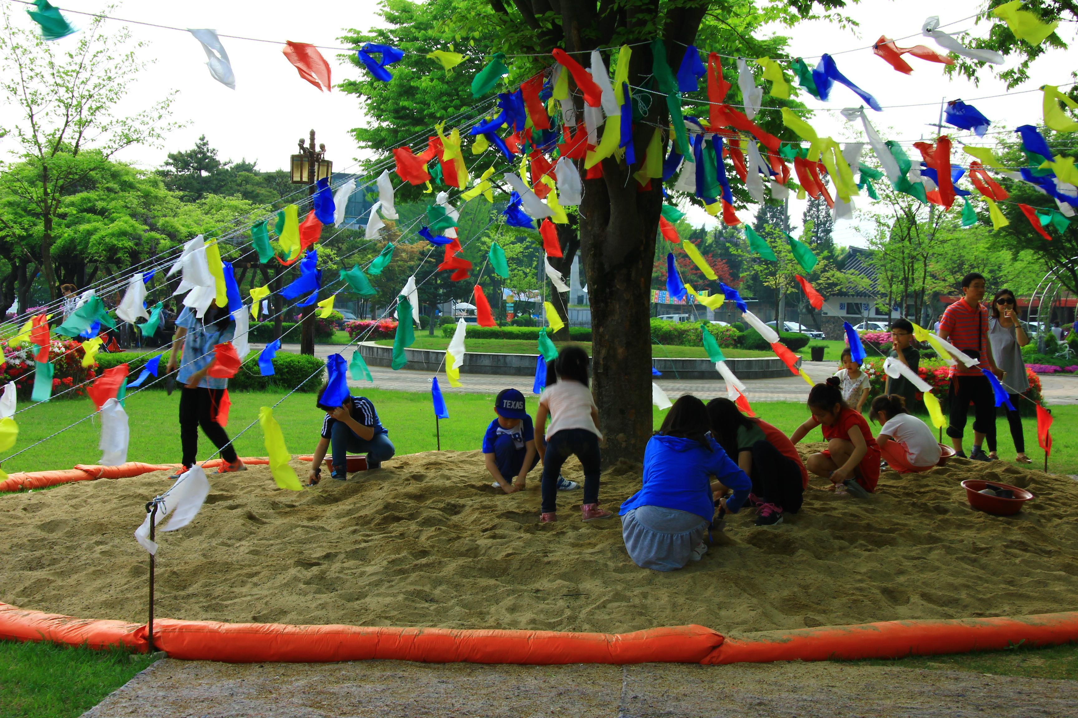 여주 도자기축제  안산거리극축제 054