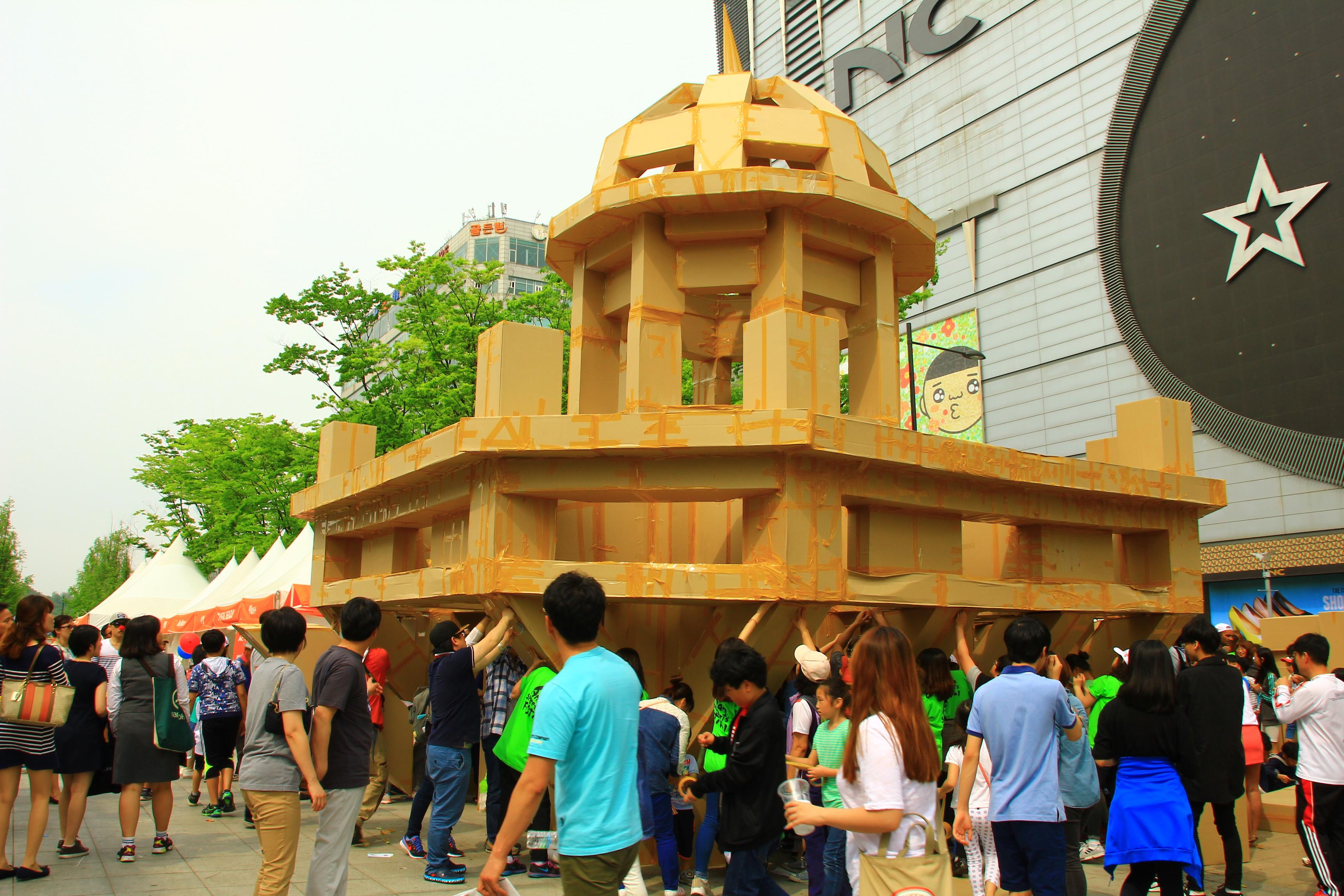 여주 도자기축제  안산거리극축제 345