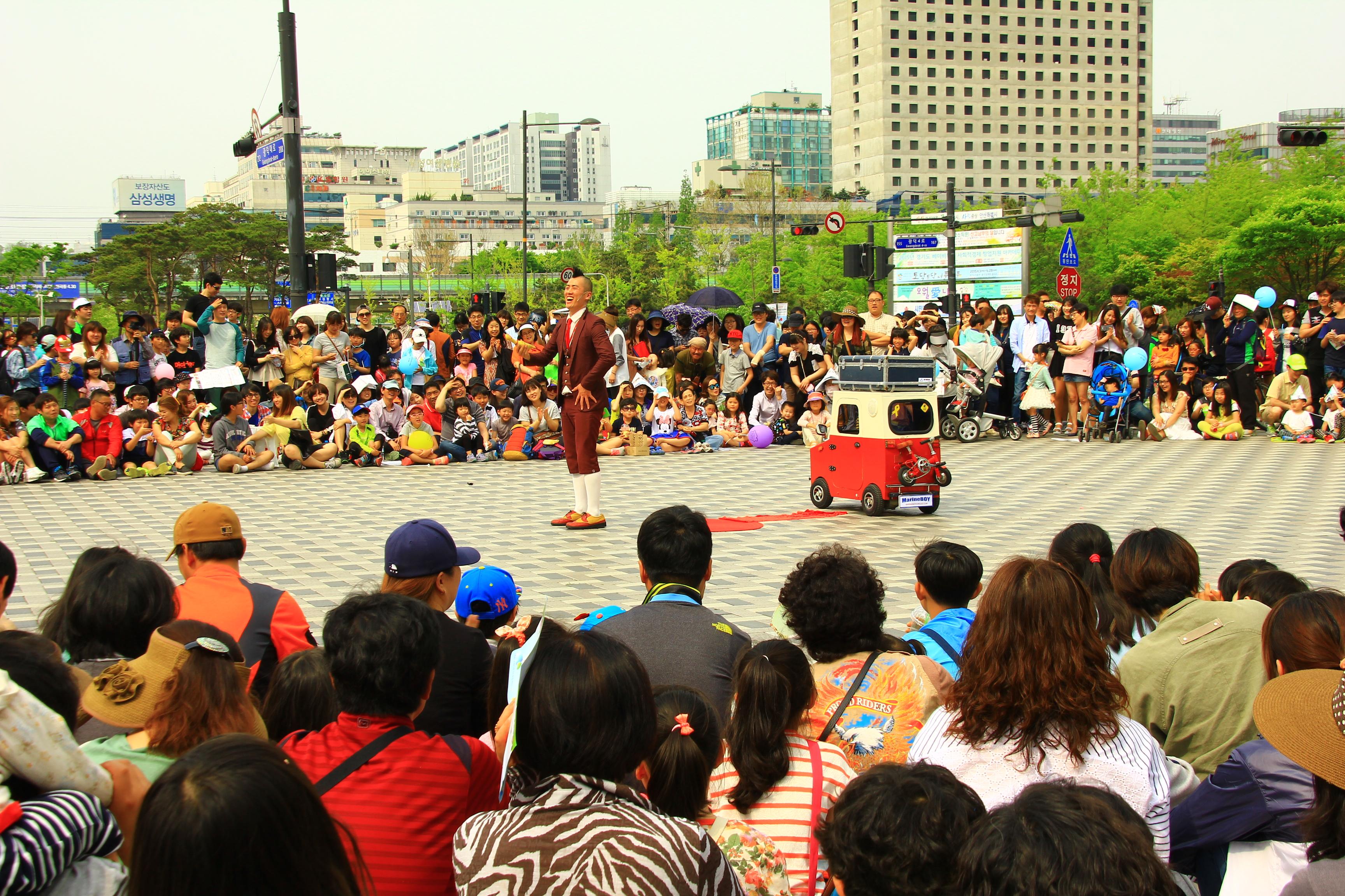 여주 도자기축제  안산거리극축제 400