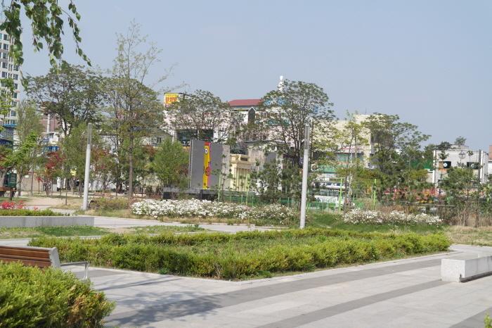 의정부역 공원