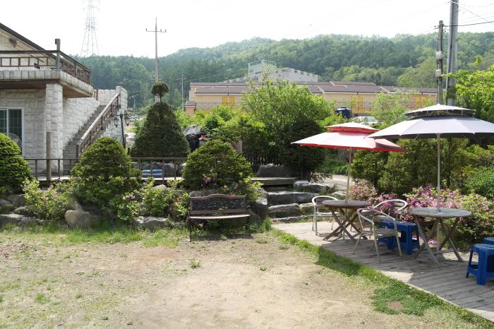 삼낙촌 정원
