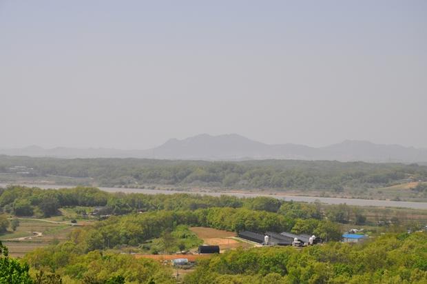 개성 송악산