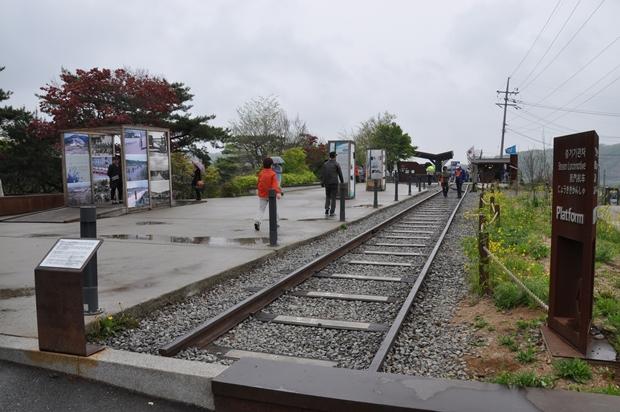 경의선 철로