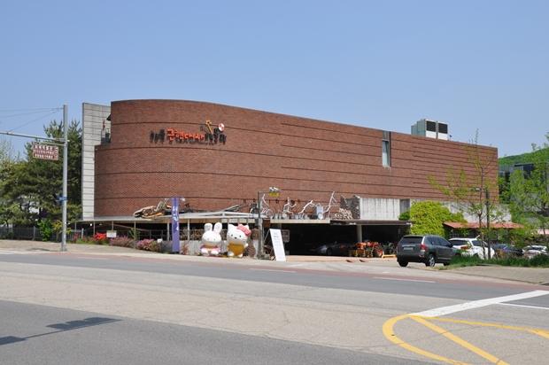 한국근현대사박물관 전경