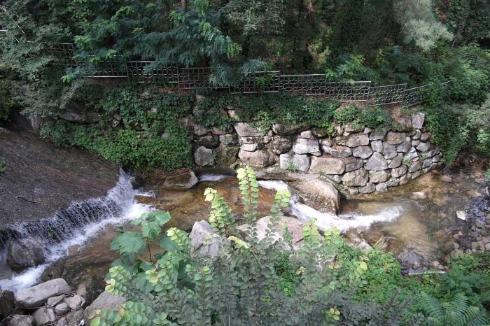 원각사 계곡