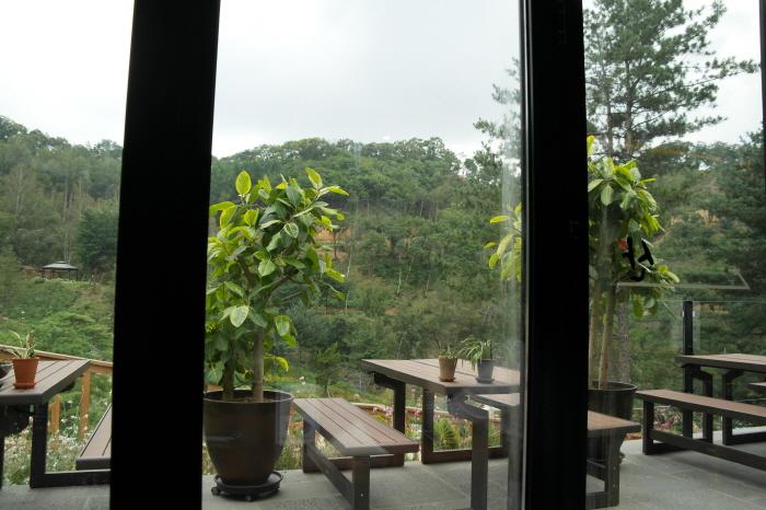 레스토랑 산