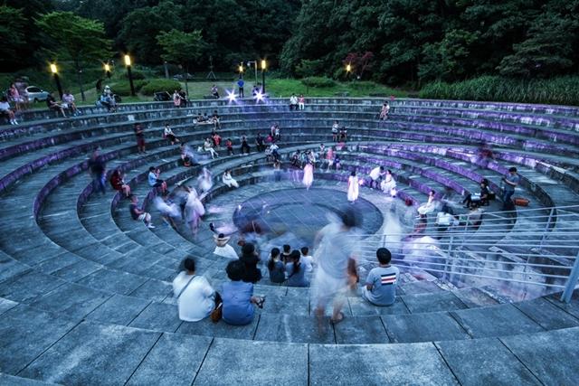 분당 율동공원 (10)