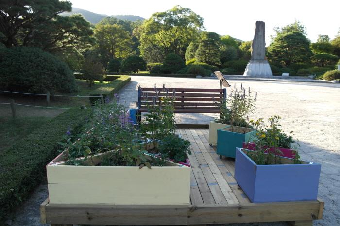 조각조각 정원놀이판
